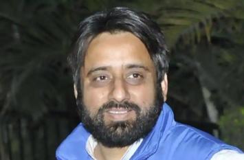 NIAकी शिकायत पर अमानतुल्ला खान के खिलाफ FIR, काम में बाधा डालने का आरोप