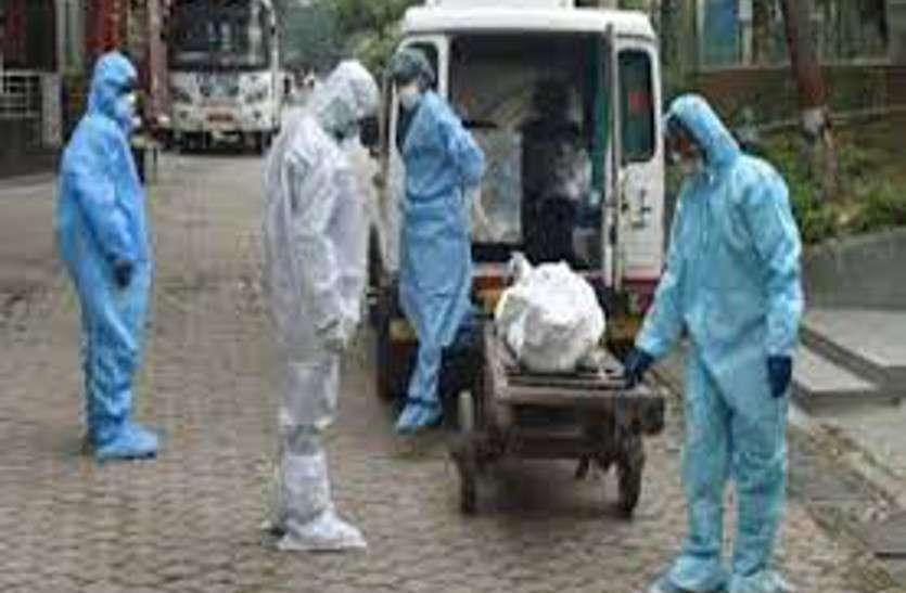 अंबिकापुर में 4 घंटे के भीतर महिला सहित 3 कोरोना पॉजिटिव मरीजों की मौत, अब आईसीयू में जगह नहीं