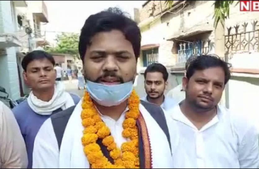 Bihar Election : मशकूर अहमद उस्मानी गिरा रहे थे सरकार, खुद गिर गए मंच से