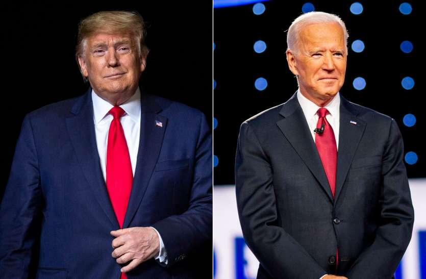 US Election 2020: ट्रंप एक बार फिर बन सकते हैं अमरीका के राष्ट्रपति