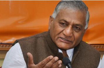 VK Singh : पुलवामा पर पाक के कबूलनामे को सबके सामने रखे इंडिया, FATF करे ब्लैकलिस्ट