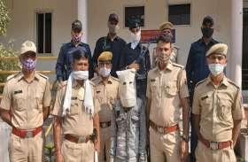 शार्प शूटर रामू राजपूत को दिल्ली से दबोचा