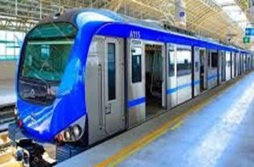 दीपावली से पहले  नहीं शुरू होगी दक्षिणेश्वर तक मेट्रो सेवा