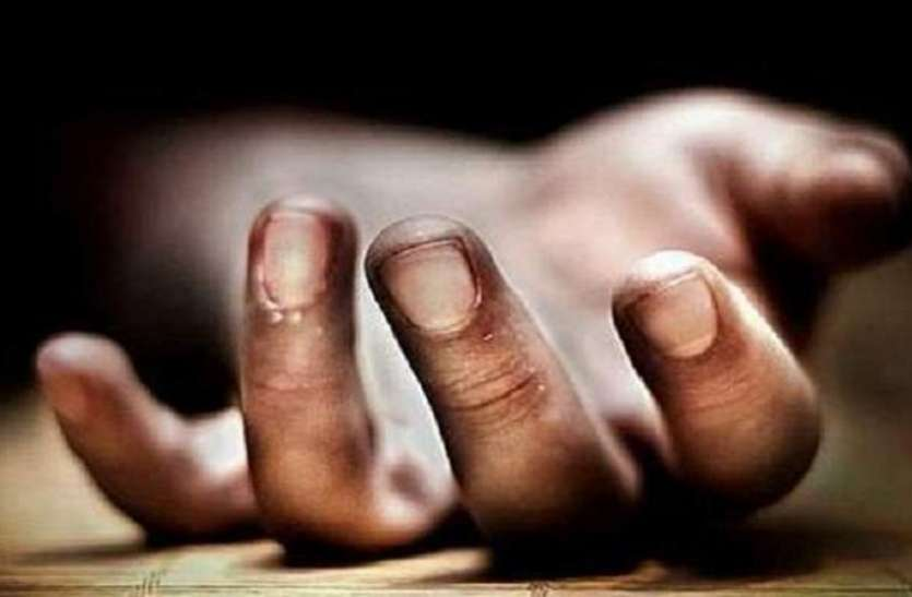 दिवाली पर मातम: गृह क्लेश में पत्नी काे गाेली मारने के बाद पति ने की आत्महत्या