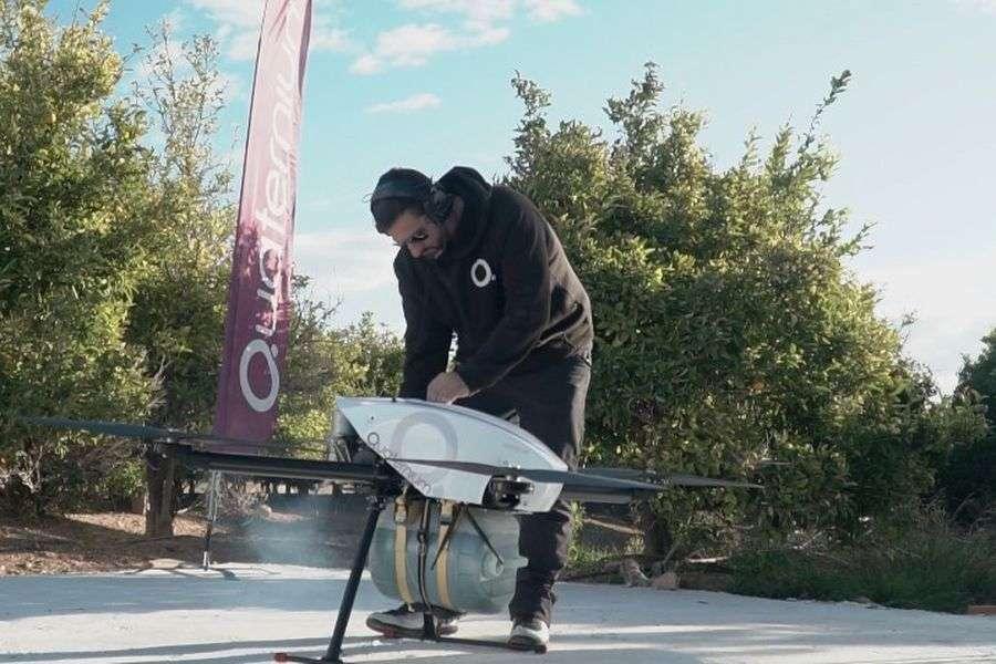 इस हाइब्रिड क्वाडकॉप्टर ने 10 घंटे लगातार उड़कर बनाया विश्व रिकॉर्ड