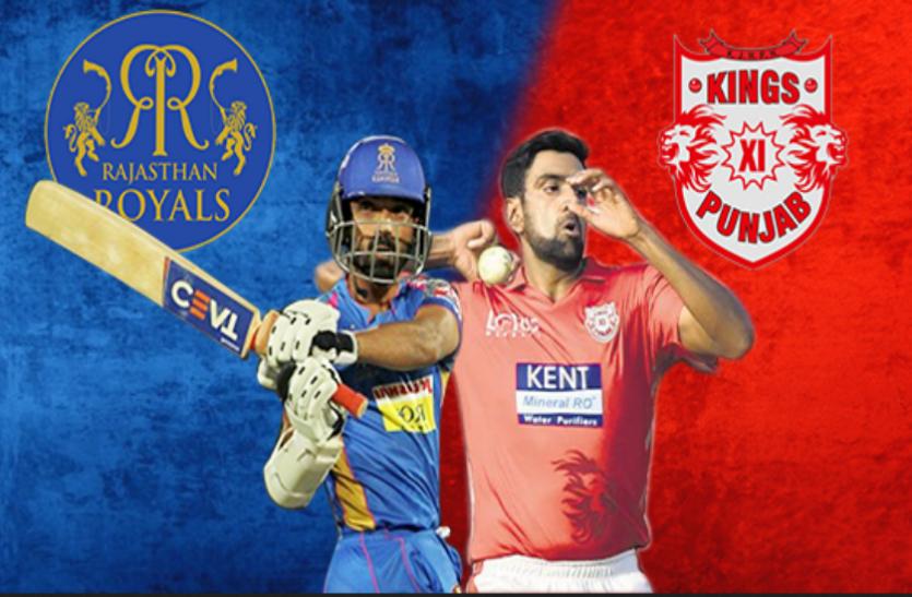 IPL 2020: आज राजस्थान का मुकाबला पंजाब से, दोनों के लिए जीत जरूरी