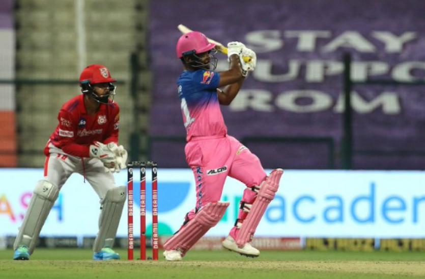 राजस्थान रॉयल्स ने किंग्स इलेवन पंजाब को 7 विकेट से हराया, बेन स्टोक्स ने खेली शानदार पारी