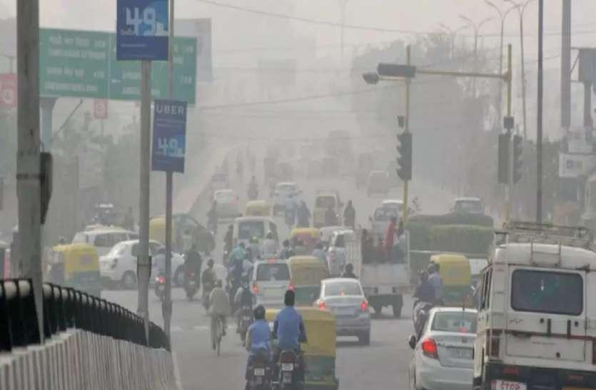 सर्दी की दस्तक के साथ बढ़ रहा प्रदूषण का स्तर, जहरीली हुई शहरों की हवा