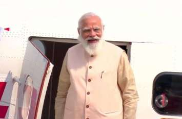 Sea plane: देश में पहली सी-प्लेन सेवा का आरंभ, केवडिया से अहमदाबाद पहुंचे प्रधानमंत्री मोदी