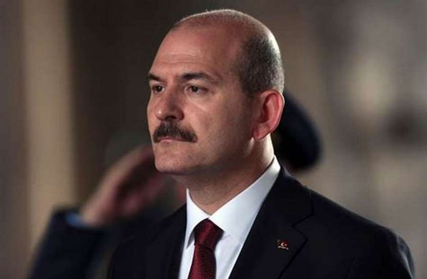 तुर्की के गृह मंत्री सुलेमान सोयलू Corona Positive, ट्वीट कर दी जानकारी