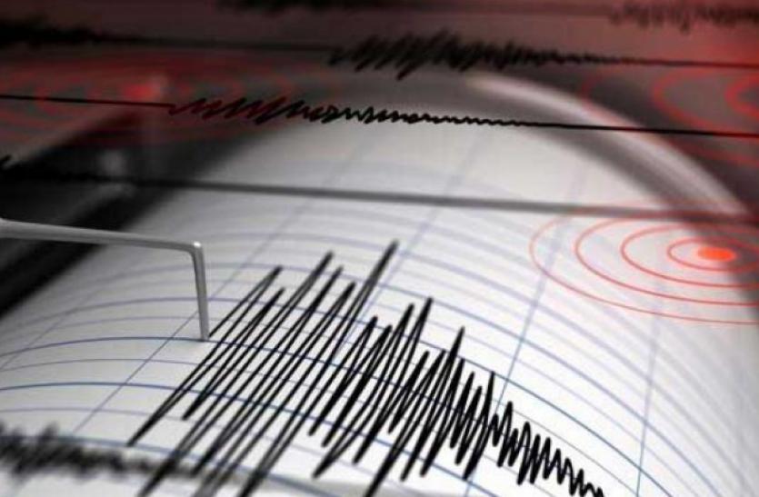 Jammu-Kashmir में हैनले के पास में हिली धरती, रिक्टर स्केल पर भूकंप की तीव्रता 3.5