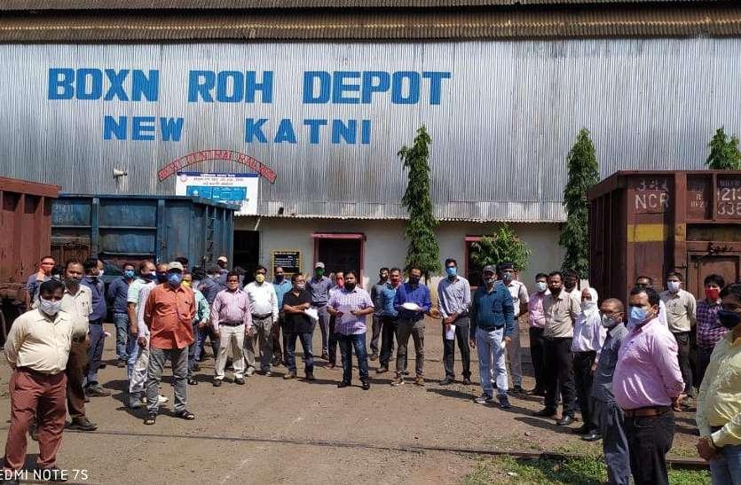 आरओएच डिपो ने फिर रचा कीर्तिमान, 800 वैगनों का दिया आउटटर्न, भारतीय रेल में बेहतर परिणाम