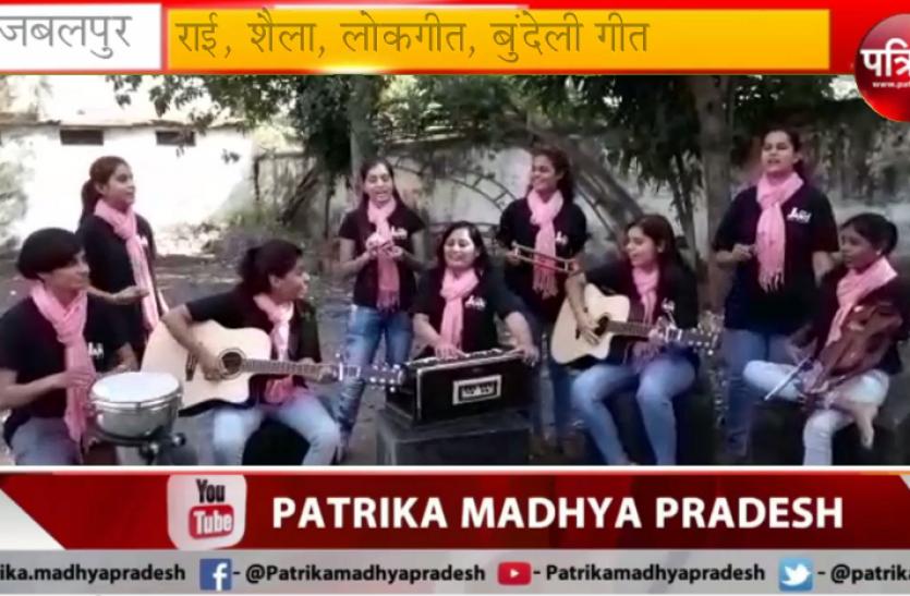 college girls का music band हो रहा viral, लोग कर रहे जमकर तारीफ- देखें वीडियो
