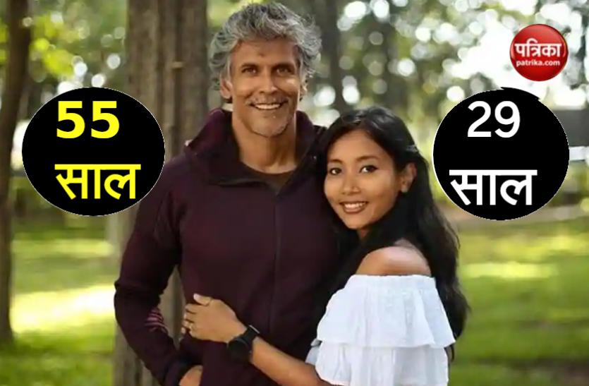 सास से 1 साल बड़े हैं Milind Soman, 52 की उम्र में 26 की अंकिता से की थी शादी