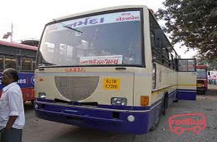 Surat News : दीपावली पर एसटी डिपो से 350 अतिरिक्त बसें
