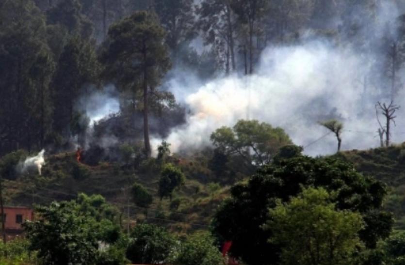Jammu-Kashmir : पाकिस्तान ने पुंछ के मनकोट में किया सीजफायर का उल्लंघन, बड़े पैमाने पर गोलीबारी