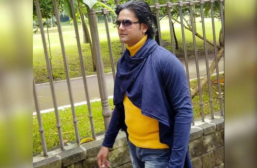 'लापता' म्युजिक एलबम के साथ बाॅलीवुड में धमाल मचाने को तैयार उभरते कलाकार नजीर अहमद खान