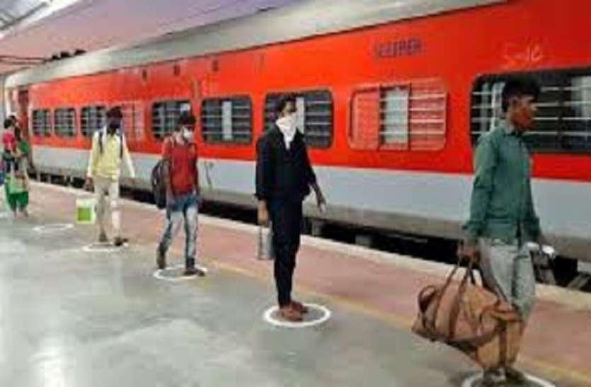 SECR से गुजरने वाली 5 जोड़ी स्पेशल ट्रेनों के परिचालन में बढ़ोतरी
