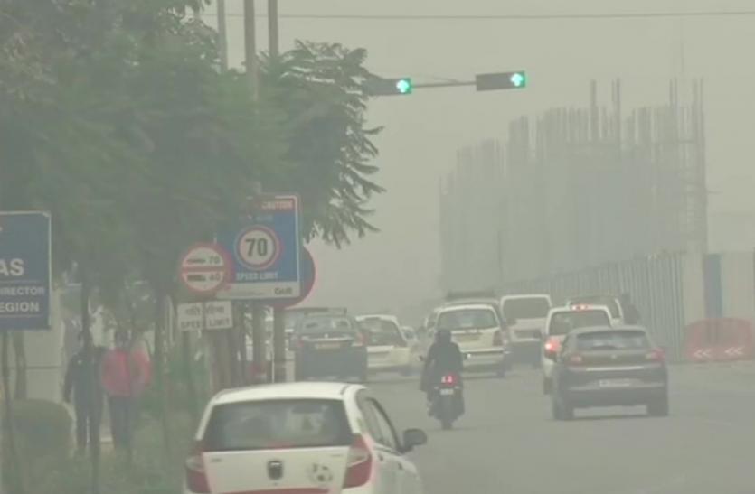 Delhi NCR : आज भी नहीं मिले प्रदूषण में सुधार के संकेत, हालात बहुत खराब