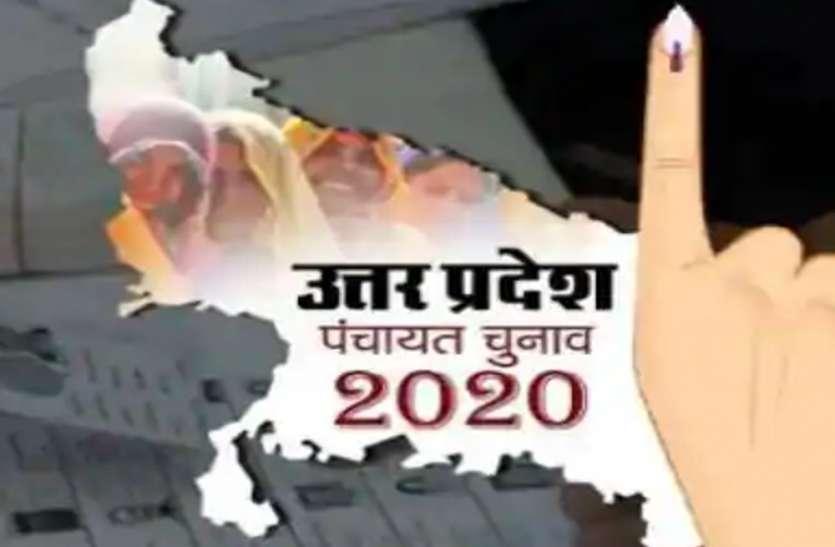 यूपी ग्राम पंचायत चुनाव 2020 : इस माह पड़ेंगे ग्राम प्रधान और बीडीसी के लिए वोट