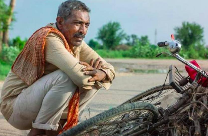 'मट्टो की साइकिल' में निर्देशक Prakash Jha मजदूर के रोल में, इंटरनेशनल फिल्म फेस्टिवल में हुई शामिल