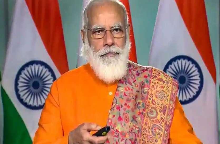 पीएम नरेंद्र मोदी आज वाराणसी की जनता को देंगे दीवाली की 614 करोड़ रुपए की गिफ्ट