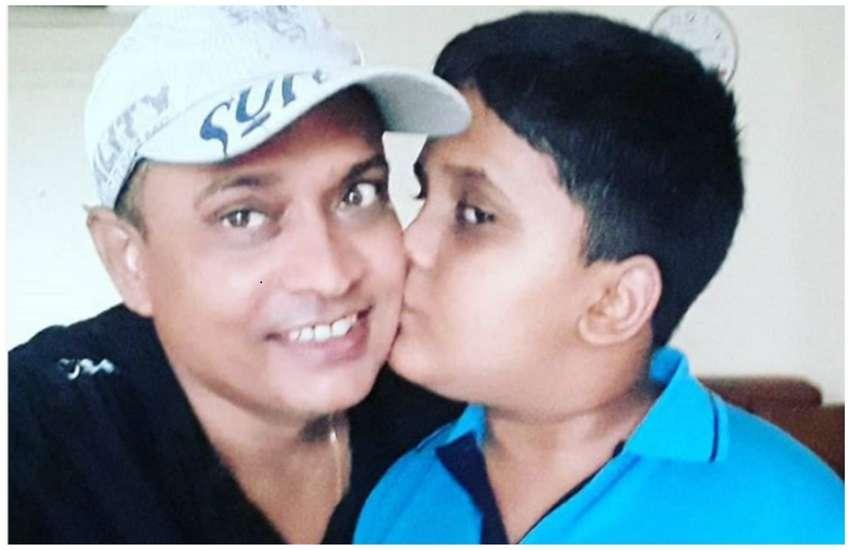 Comedian Rajeev Nigam Son Passed Away On His Father Birthday - जन्मदिन के  मौके पर Rajeev Nigam के बेटे की हुई मौत, कहा- 'ये कैसा सरप्राइज दिया तुमने'    Patrika News