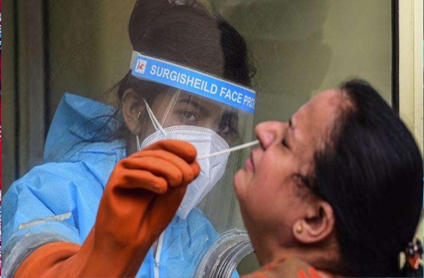 भारत में कोरोना वायरस के 5,05,265 मामले सक्रिय, रिकवरी रेट 92 प्रतिशत