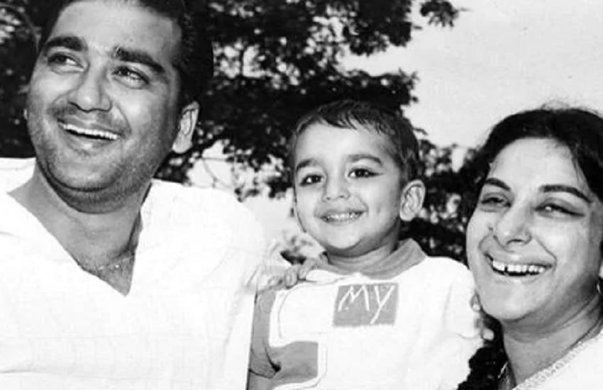 Sunil Dutt Nargis Love Story