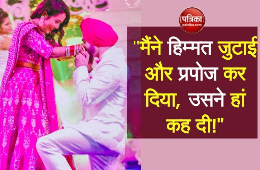 Neha-Rohan Love Story: नेहा को पहली बार में ही पसंद आया रोहन का यह अंदाज
