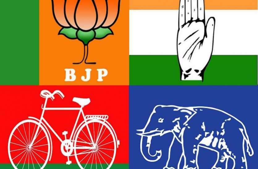 UP By Election Results 2020:उत्तर प्रदेश की सात सीटों पर 88 उम्मीदवारों के बीच मुकाबला, एक सीट पर बीजेपी आगे