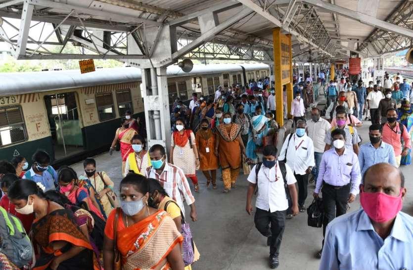 दिवाली पर जा रहे हैं घर तो सावधान, ट्रेनों में नहीं पैर रखने जगह, बसों में जारी है मनमानी