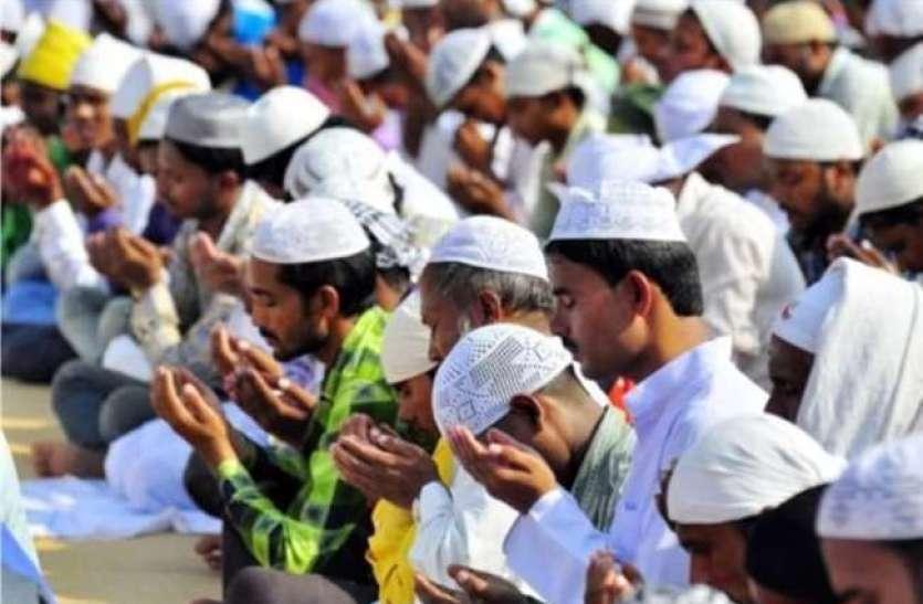 मस्जिदों में जमात के साथ नमाज अदा करने को लिया गया बड़ा फैसला