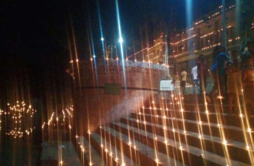 बीकानेर से अयोध्या में होता है ऑनलाइन दीपदान