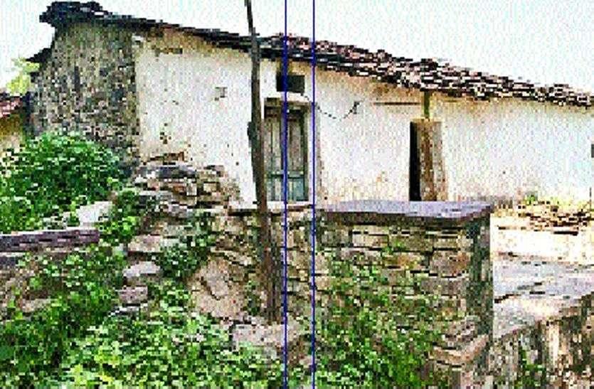कागजों में रह गया गांव, नहीं लेता कोई सुध