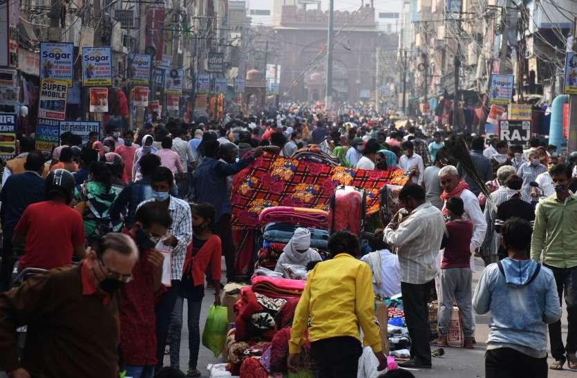दीपोत्सव शुरू, बाजारों में उमड़े खरीदार
