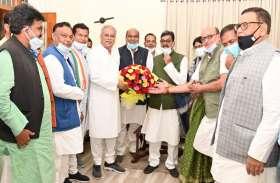 मरवाही की जीत को मुख्यमंत्री ने बताया ऐतिहासिक, संगठन और उम्मीदवार दोनों को दिया श्रेय