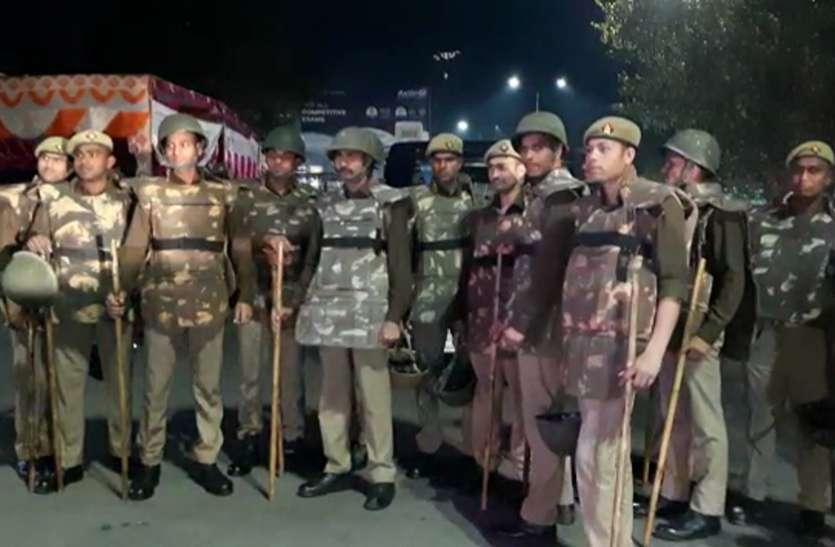 दिवाली पर बड़ी गड़बड़ी की आशंका, इन अतिसंवेदनशील जिलों में पीएसी की अतिरिक्त कंपनियां तैनात