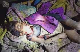घर के बाहर सो रही थी मासूम,तेंदुए ने दबोचा हो गई मौत