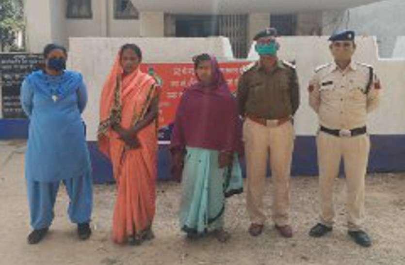 कोरबा जिले की 2 महिलाएं यहां के बाजार में कर रही थीं घिनौना काम, पुलिस ने दोनों को भेजा जेल