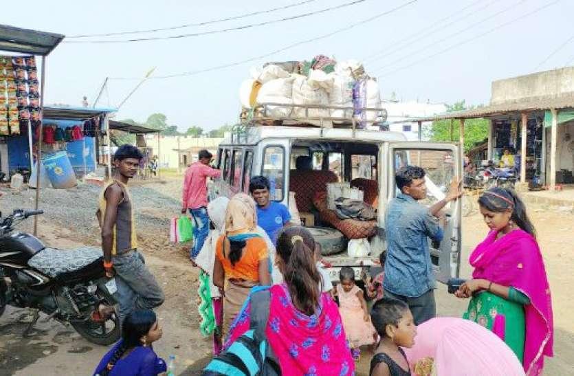Diwali Celebration: वापसी से गांवों में लौटी रौनक