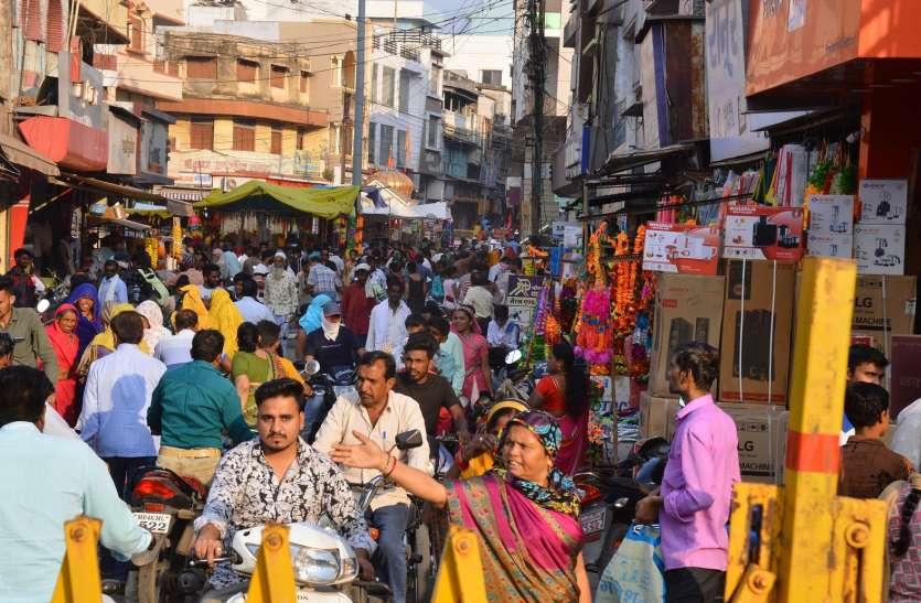 तेरस पर बाजार में बरसा धन, अब दिवाली से आस