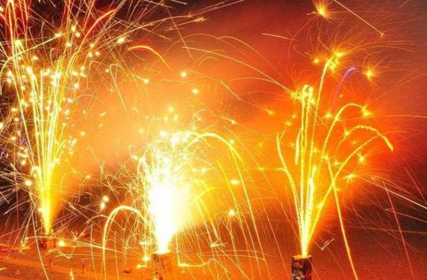 दिवाली: सिर्फ रात 8 से 10 बजे तक फोड़ सकेंगे ग्रीन पटाखे