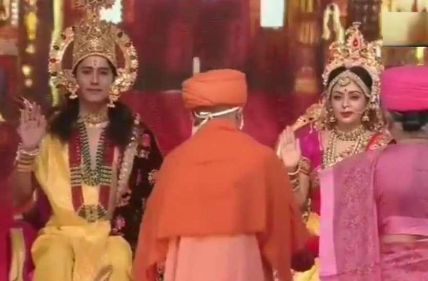 Deepotsav का हुआ शुभारंभ, 500 वर्षों बाद रामजन्मभूमि परिसर में सीएम योगी ने जलाया दिया