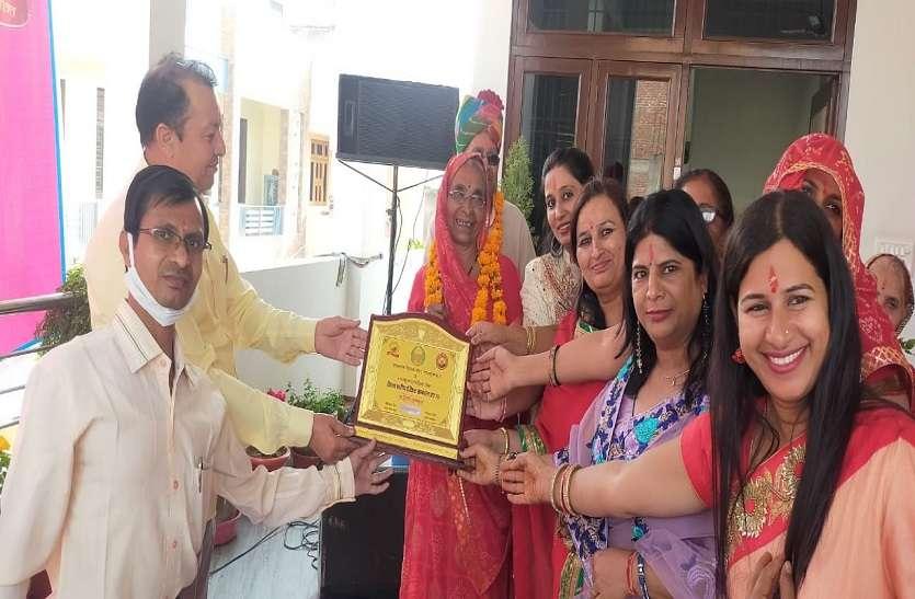 राधाकृष्णन शिक्षक संघ ने मनाया स्थापना दिवस व दीपोत्सव कार्यक्रम
