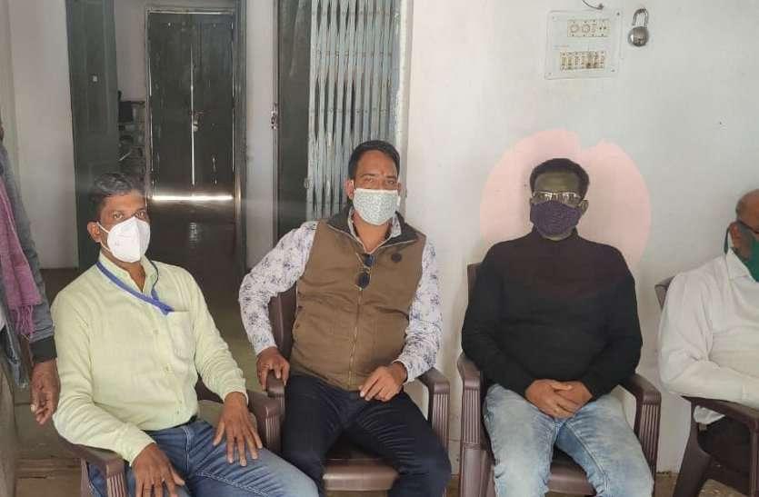 जीपीएफ की राशि निकालने के एवज में मांगी 6 हजार रुपये की रिश्वत, बाबू रंगेहाथ गिरफ्तार