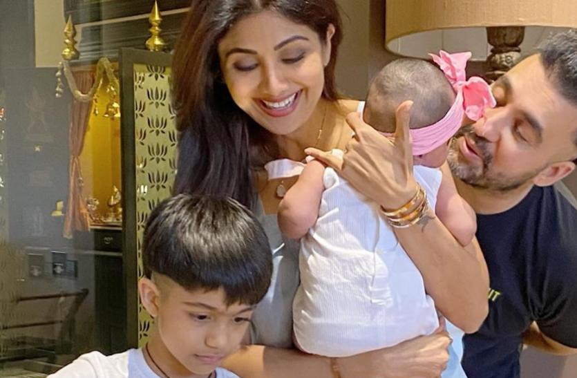 45 की उम्र में मां बनने पर लोगों की बातों पर बोलीं Shilpa Shetty, नहीं करती औरों के सोच की परवाह
