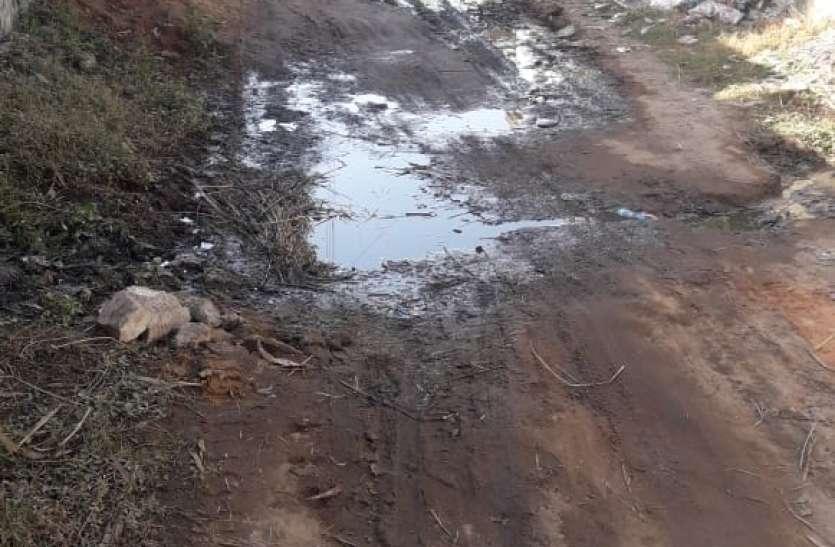 ग्राम पंचायत ने सफाई के नाम पर निकाला 38 हजार, गांव की नहीं हुई सफाई