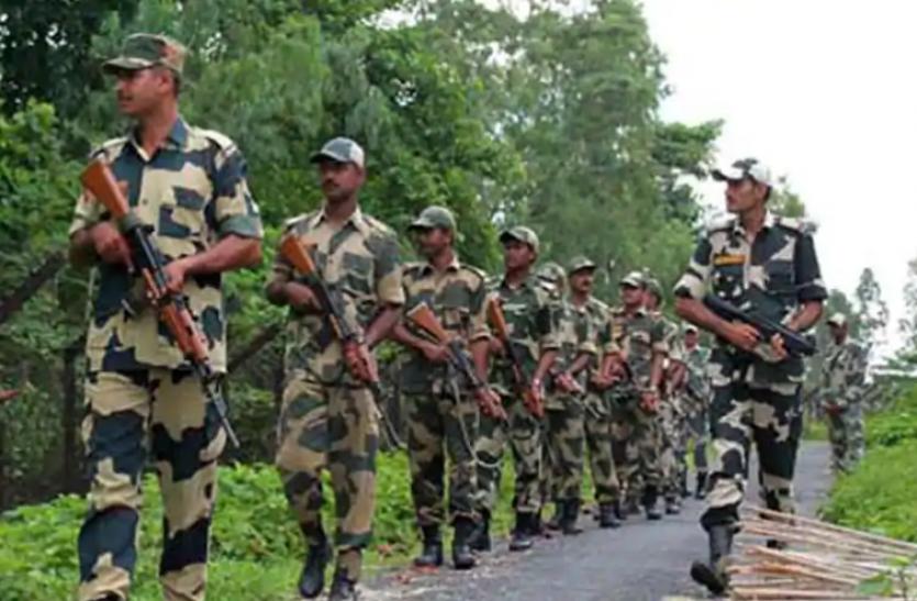 BSF कश्मीर फ्रंटियर के आईजी का बड़ा बयान, आतंकी घुसपैठ पाक की बड़ी साजिश