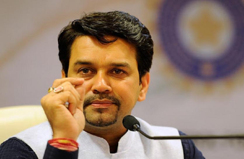 BJP ने Anurag Thakur को बनाया Jammu-Kashmir स्थानीय निकाय चुनाव का प्रभारी